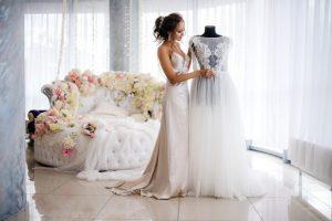 خشكشويي حرفه اي لباس عروس